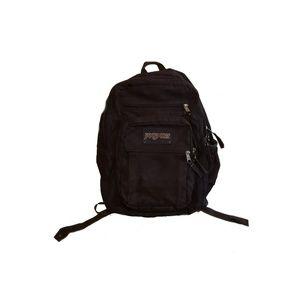 Black Jansport Superbreak Backpack